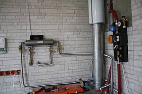 Монтаж солнечных коллекторов для нагрева бассейна объемом 16м3, а также как дополнительного источника энергии для догрева системы теплых полов... 6
