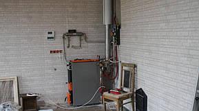 Монтаж солнечных коллекторов для нагрева бассейна объемом 16м3, а также как дополнительного источника энергии для догрева системы теплых полов... 7