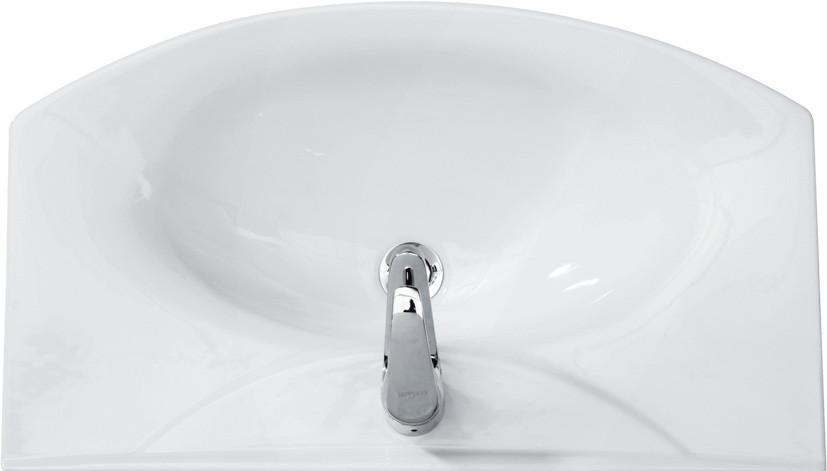 Умывальник мебельный Cersanit SICILIA 70