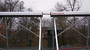 Монтаж солнечных коллекторов для нагрева бассейна объемом 16м3, а также как дополнительного источника энергии для догрева системы теплых полов... 14