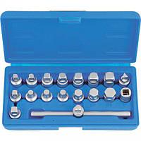 Набор для откручивания масляных пробок 18пр. LICOTA (ATA-0401)