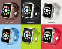 Smart Watch A1 (black/pink,white,silver,green,red)