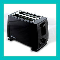 Тостер DOMOTEC MS-3230 Black!Акция