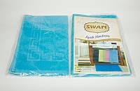 Коврик для ванной Swan Medium Turquoise 50*70 см