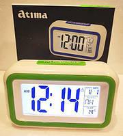 Говорящие часы электронные 619-R