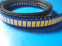 Светодиод SMD 5730, 5730WC 150mA white color, белый свет светодиодная лента