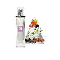 Аромат Lambre №21, цветочно-пудровый, страстный и яркий - аналог AMOR AMOR
