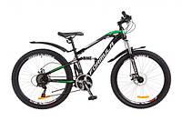 """Велосипед 26"""" Formula BLAZE черно-зелен 2018"""