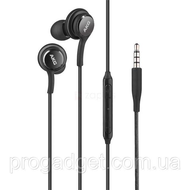 Samsung AKG S8 OEM Black (чёрный) бюджетные наушники для тех, у кого нет денег на хорошие