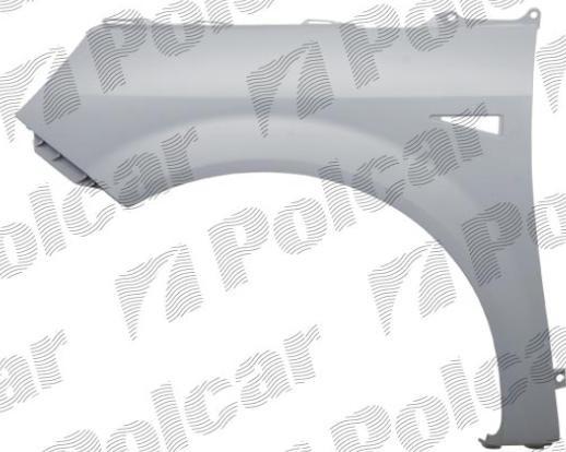 Крыло переднее правое 607102-1(7701474853) Рено Сценик