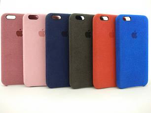 Alcantara case iPhone 6 Plus/6S Plus