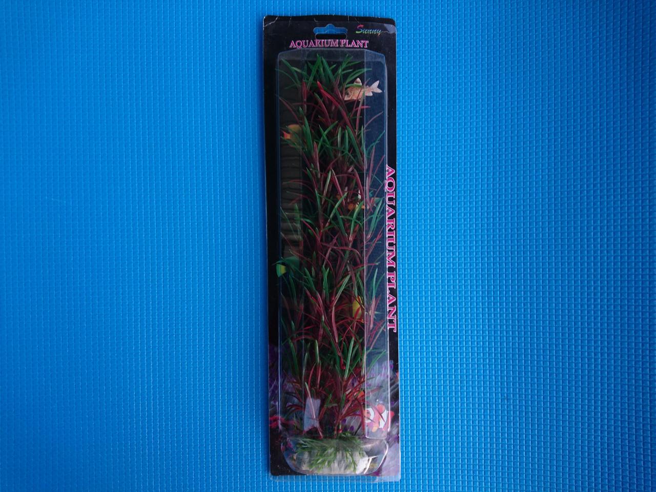 """Растение """"Sunny"""" AP-113А, 40см в пластиковой упаковке"""