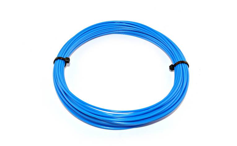 Светло-синий ABS Premium пластик для 3D ручки 10 метров, фото 2