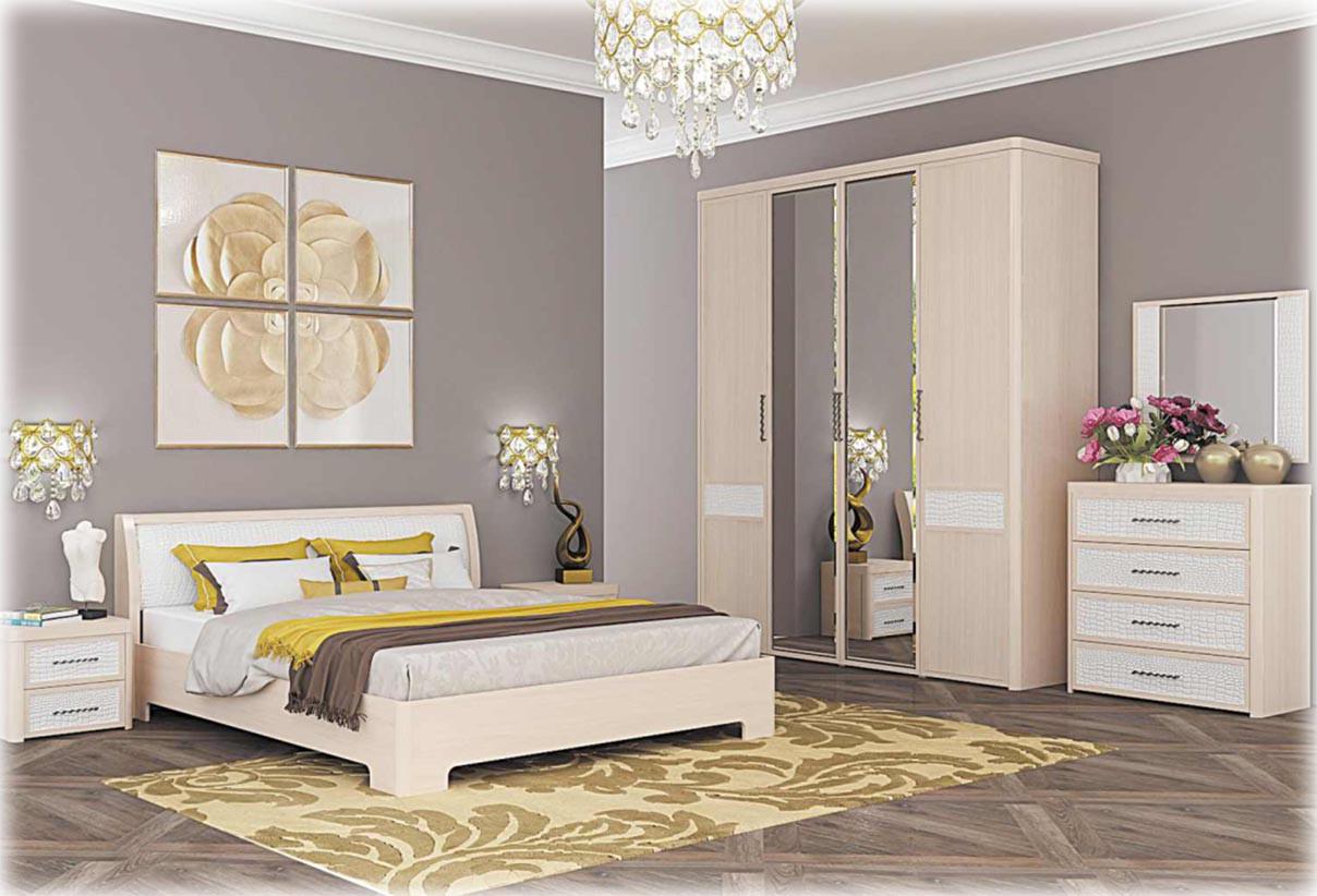 Спальня Камелия MATRIX модульная