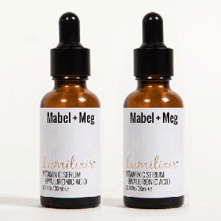 Сыворотка для лица Mabel+Meg Lumilixir