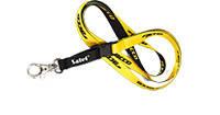 LOGOBAND-A шнурок для ключей, брелков, держателей карт