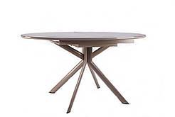 Стильный раскладной стол-трансформер В2400 капучино