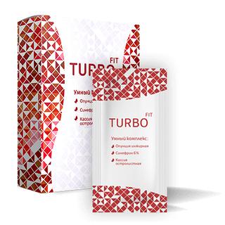 Препарат Турбофит (TurboFIT) для похудения (7 саше)