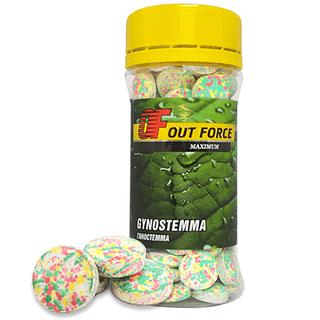 Таблетированные конфеты Out Force Gynostemma для похудения