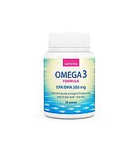 Омега-3 формула, 30 капс. Амрита