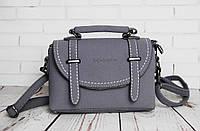 Маленькая качественная женская сумка-кошелек . Сумка-клатч небольшого размера. КС94