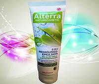 """Alterra 2in1 Reinigungsemulsion """"Bio-Aloe Vera & Gletscherwasser"""" Очищающая эмульсия(оригинал с Германии)"""
