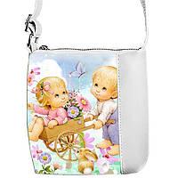Детские сумки для девочки Ангелочки