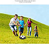 Hoverball футболный аэромяч, летающий мяч, LED подсветка, музыка, фото 6
