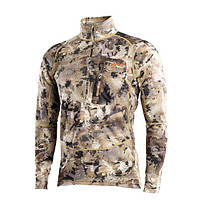 Водолазка SITKA Core Heavyweight Zip-T Optifade Waterfowl