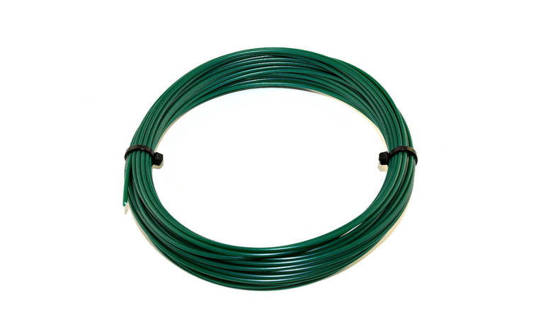 Темно-зеленый ABS Premium пластик для 3D ручки 10 метров, фото 2