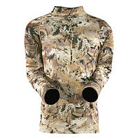 Водолазка SITKA Merino Core Zip-T Optifade Waterfowl