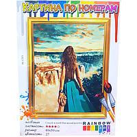 Картина по номерам №19