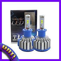 Комплект ламп для автомобиля Led T1 H7!Опт