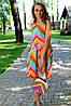 Платье яркое Rainbow, фото 2