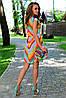 Платье яркое Rainbow, фото 3