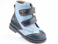Ботинки ортопедические 401, тм «Zdrava obuvka»