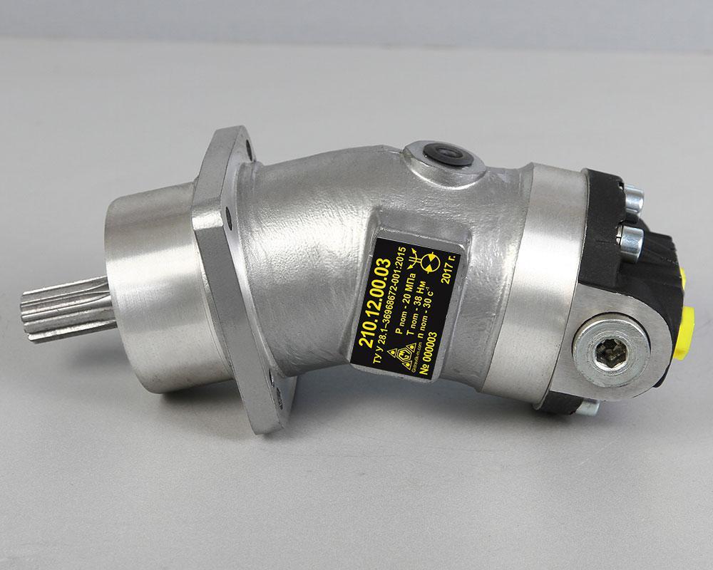 Мотор аксиально-поршневой нерегулируемый 210.12.00.03