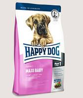 Happy Dog Maxi Baby – Корм Хеппі Дог для цуценят великих порід з 4 тижня до 5 місяців, 15 кг