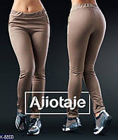 Женское штаны спортивного стиля (ботал)