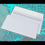 Конверт бум. DL скл 110*220  белый (уп.25/1000шт), фото 2