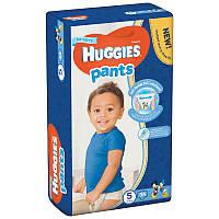 Трусики Huggies Pants for Boys 5 (12-17кг) 34 шт