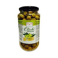 Оливки зеленые без косточки Helcom 880/400 г