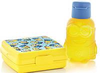 Детская бутылочка Миньоны (350 мл),Tupperware