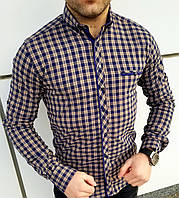Мужская рубашка оптом MR-020