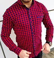 Мужская рубашка оптом MR-018