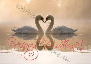 Прямоугольные картинки день святого Валентина