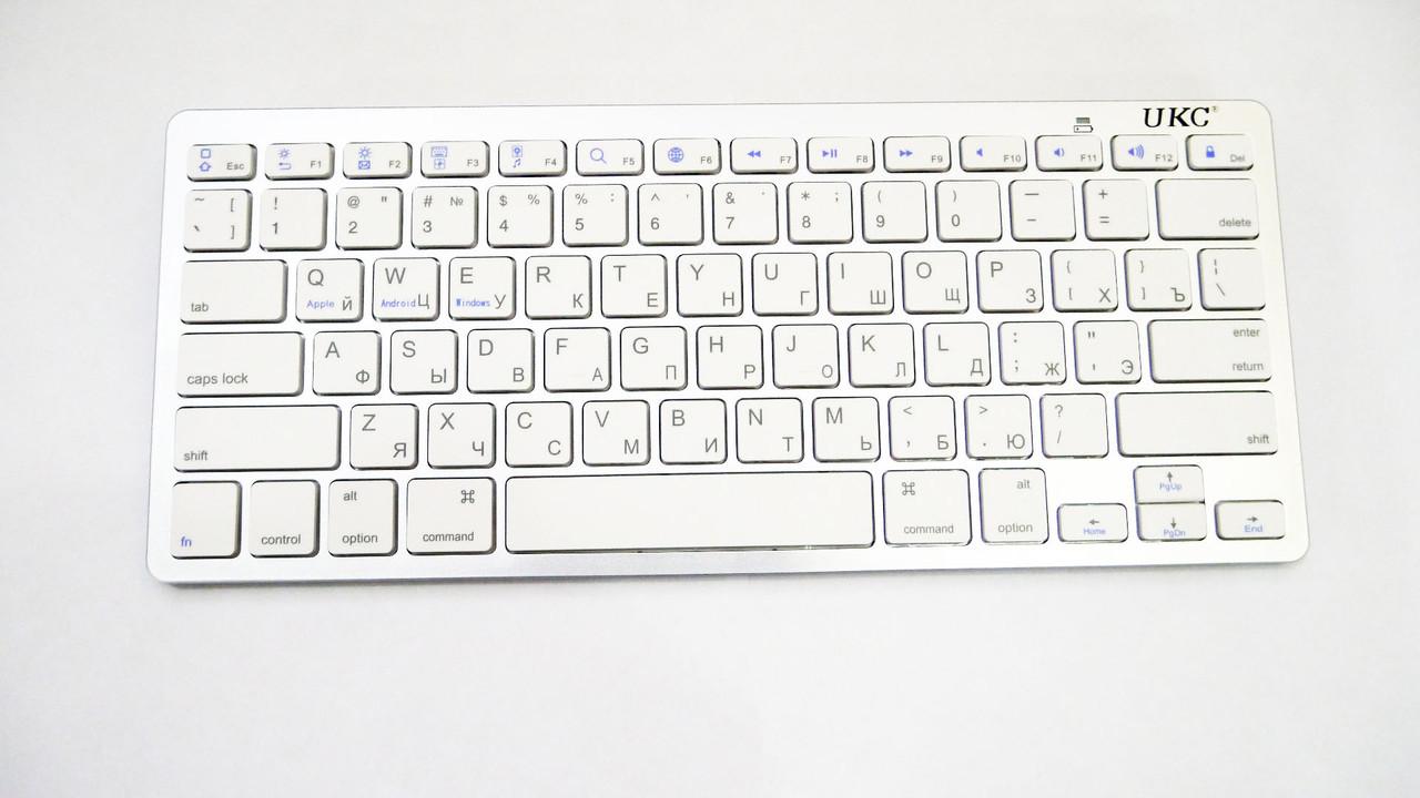 Bluetooth клавиатура UKC X5
