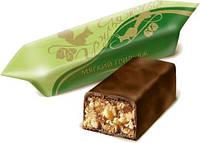 Шоколадные конфеты Грильяж мягкий кондитерская фабрика Рот Фронт