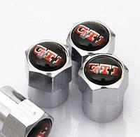 Колпачки на ниппель с логотипом  GTI, фото 1