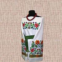 Женская сорочка бисером (нитками) ВМ-СЖ-11. Заготовка под вышивку.